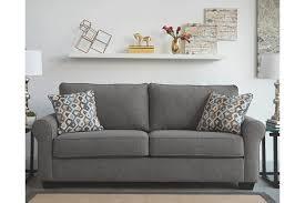 Ashley Furniture Light Blue Sofa by Nalini Sofa Ashley Furniture Homestore