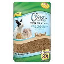 clean comfort pet bedding natural small target