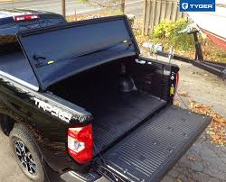 100 Toyota Tundra Truck Bed Covers 201419 65 Fleetside TriFold Soft Tonneau Cover