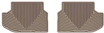 Laser Measured All Weather Floor Mats by Weathertech Floor Mats Rubber Tan Flat Floor Mat Weathertech All