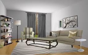 interior ergonomic living room design light grey living room