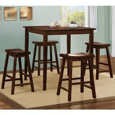 Oxford Creek 5-piece Pub Set With 24-inch Stools - Home ...