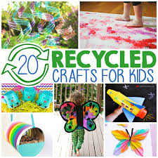 Childhood List Recycling Projects Kids Tierra Este 9209