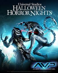 Syfy 31 Days Of Halloween 2017 by Alien Vs Predator U0027 Battle Resumes At Halloween Horror Nights
