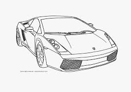 Drawings Of Cars To Print