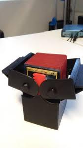 magic edh deck box magic the gathering diy deck box deck box decking and box