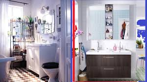 IKEA Small Bathroom Ideas - YouTube Small Bathroom Cabinet Amazon Cabinets Freestanding Floor Ikea Sink Vanity Ideas 72 Inch Fniture Ikea Youtube Decorating Inspirational Walk In Capvating Storage With Luxury Super Tiny Bathroom Storage Idea Ikea Raskog Cart Chevron Marble Over The Toilet Ideas Over The Toilet Awesome Pertaing To Interior Wall Mounted Architectural Design Marvelous Best In