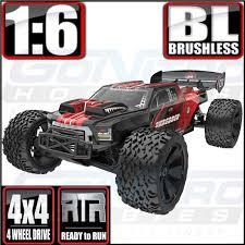 100 Monster Trucks Rc Redcat Racing Shredder XTE V2 16 Brushless Electric RC