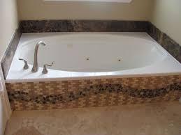 tub skirt diy tub skirt decorative side panel for a standard a