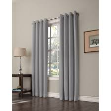Room Darkening Drapery Liners by Shop Curtains U0026 Drapes At Lowes Com