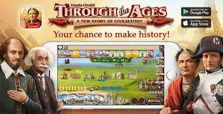 Through The Ages Is Available Now