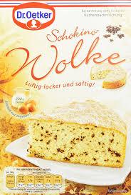 dr oetker schokino wolke 4er pack 4 x 485 g