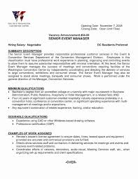 Sample Real Estate Resume No Experience Best Of Case Manager Events