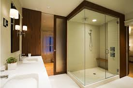 bathroom small luxury bathroom with two angle doors also large