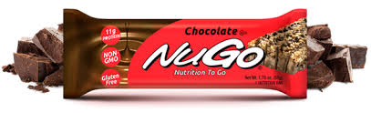 Picture Of NuGo Chocolate 15 Bars