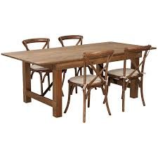 Cheap Farm Table Set, Find Farm Table Set Deals On Line At ... Lindsey Farm 6piece Trestle Table Set Urban Chic Small Ding Bench Hallowood Amazoncom Vermont The Gather Ash 14 Rentals San Diego View Our Gallery Lots Of Rustic Tables Jesus Custom Square Farmhouse Farm Table W Matching Benches Reclaimed Chestnut Wood Harvest Matching Free Diy Woodworking Plans For A Farmhouse Handmade Coffee Ashley Distressed Counter 4 Chairs Modern Southern Pine Wmatching Bench