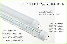 t8 led l 2835 smd 14w 3 foot led t8 900mm 6500k cool white g13