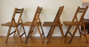 Antique Folding Chairs 3 | Picked Vintage