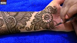 Step by Step Latest Full Hand Mehndi Design For Hand 2017 1010
