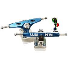 Myi Precision Trucks – BaboonBoards Brakeboard Longboard Trucks Set Version 31 Wake2ocouk Paris Truck Co 180mm Blue Steel Sameway Costway X 8 Professional Skateboard Muirskatecom 7 Polished Pair Of 2 Randal 150mm Rii 50 Longboard Trucks Hopkin Skate The Pintail 40 Bamboo By Original Skateboards 180 Mm50 Raw Virgin Alinium Amazoncouk Rear For Electric Hub Motor Compatible Electric Degrees 165mm Savant Luxe Carbon Fiber Lite Motion Boardshop Longboard Trucks 180mm Silver Skatetrucks Backdoor Surf