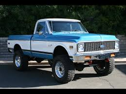 Here Is That White Roof To Match The White Stripe On The Side | My ... 72 Chevy Cheyenne Super 4 Speed Ac 4x4 For Sale In Texas Sold Long Bed To Short Cversion Kit 1968 Chevrolet C10 Trucks Project 1950 34t New Member Page 7 The 1947 1972 K10 Box Step Side Pickup Vintage Mudder 4x4 Sale Classiccarscom Cc980712 Muscle Cars C20 Truck 454 Auto Military Axles 7625 Chevy Custom Camper 12 Pu 1976 Scottsdale Wiring Fuses Best Secret Diagram