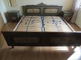 voglauer schlafzimmer lammertal handbemalt zustand