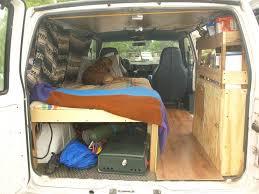 Simple Van Conversion
