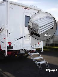 Torklift Truck Camper Steps   Www.topsimages.com