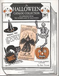 Grandin Road Halloween Catalog by Vintage Halloween Collector Vintage Halloween Party Books
