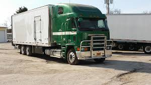 2007 Freightliner Argosy Truck Cabover Thermo King Reefer DE 28 FT ...