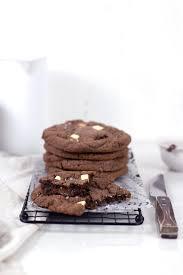 nutella stuffed cookies mit flüssigem kern kleid kuchen