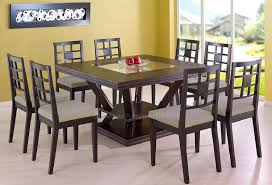Image Of Dining Room Table And 6 Chairs