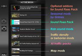 Sound Fixes Pack 2018 ATS -Euro Truck Simulator 2 Mods Big Button Box Alarms Sirens Horns Hd Sounds App Ranking And Vehicle Transportation Sound Effects Vessels Free 18 Wheeler Truck Horn Effect Or Bus Stebel Musical Air Kit The Godfather Tune 12 Volt Car Klaxon Passing By Youtube Fixes Pack 2018 V181 For Ets2 Mods Euro Truck Hot 80w 5 Siren System Warning Loud Megaphone Mic Auto Jamworld876 1 Sounds Ats Wolo Bigbad Max Deep 320hz 123db 12v 80v Reverse Alarm Security 105db Loud