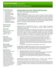 Sample Resume For Ojt Architecture Student Free Interior Design Templates Samples Examples