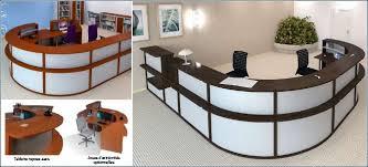 bureau accueil banque d accueil mobilier accueil meuble comptoir d accueil