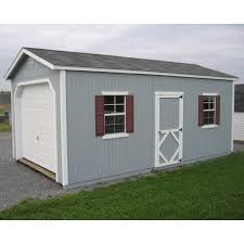 Amish Garages