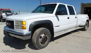 2000 GMC Sierra Classic 3500 Crew Cab Pickup Truck | Item L4... 2000 Gmc Sierra K2500 Sle Flatbed Pickup Truck Item F6135 02006 Fenders Aftermarket Sierra 4x4 Like Chevy 1500 Pickup Truck 53l Red Youtube Another Tmoney5489 Regular Cab Post Photo 3500hd Crew Db5219 Used C6500 For Sale 2143 Specs And Prices Mbreener Extended Cabshort Bed Photos 002018 Track Xl 3m Pro Side Door Stripe Decals Vinyl Chevrolet 24 Foot Box Cat Diesel Xd Series Xd809 Riot Wheels Chrome