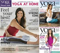 Yoga Journal Magazine Only 495 A Year