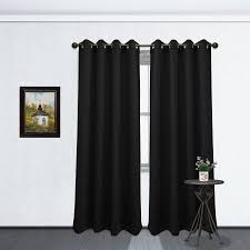 Walmart Grommet Blackout Curtains by Walmart Curtains For Living Room Grommet Blackout Curtain Review