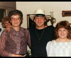 Stevie Ray Vaughan And His Mom Martha Cook Girl Fr Pin 359584351480567025