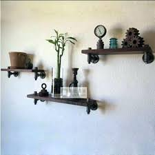 Wrought Iron Shelves Bathroom Furniture