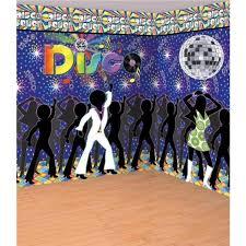kit de décoration disco ées 70 achat vente kit de