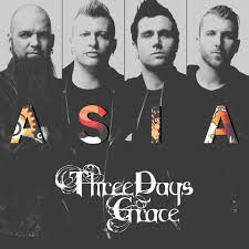 Three Days Grace Asia Home