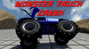 100 Monster Trucks Crashing Crashes Games Truckindowin