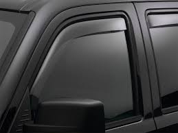 WeatherTech In-Channel Side Window Deflectors - In Stock Egr 0713 Chevy Silverado Gmc Sierra Front Window Visors Guards In Best Bug Deflector And Window Visors Ford F150 Forum Aurora Truck Supplies Stampede Tapeonz Vent Fast Free Shipping For 7391 Chevygmc Truck Smoke Tint Window Visorwind Deflector Hdware Inchannel Smoke Weathertech Deflector Wind Visor Ships Avs Color Match Low Profile Deflectors Oem Style Rain Avs Install 2003 2004 2005 2006 2007 Dodge 2500 Shade Fits 1417 Chevrolet 1500 Putco Element Sharptruckcom
