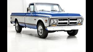 1972 GMC C10 Big Block - YouTube