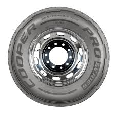 100 Cooper Tires Truck Tires Introduces Branded Tires For Fleet Customers