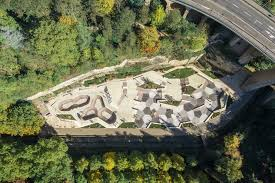 100 The House Skate Park Park Peitruss Luxembourg By Constructo Park
