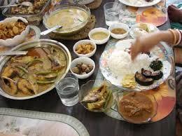 cuisine preparation bengali cuisine cuisine food preparation and lentils