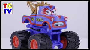 Disney Pixar Cars Toon Mater's Tall Tales - Monster Truck Mater ...